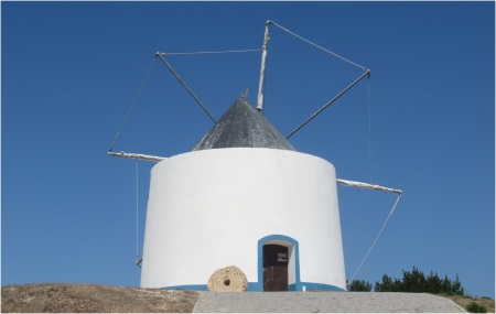 Odeceixa Windmill