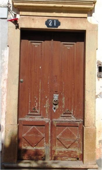 Silves Door 02