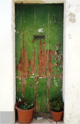Estremoz Door 01