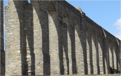 Evora Aqueduct