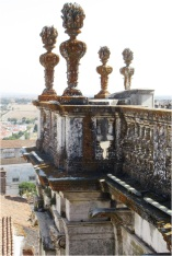 Evora Cathedral Roof 01
