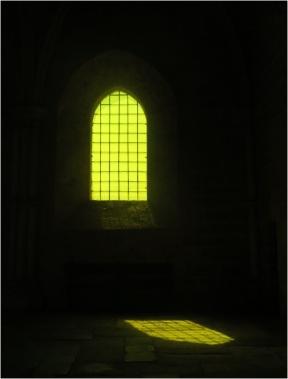 Evora Cathedral Window