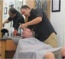Evora Haircut