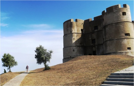 Evoramonte Castle Walk