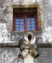 Evoramonte Castle Window 01