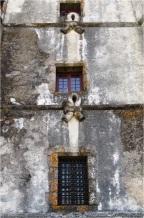 Evoramonte Castle Windows