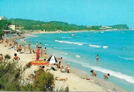 Roda Beach Postcard