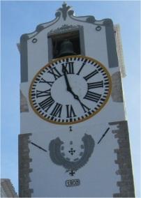 Tavira Clock