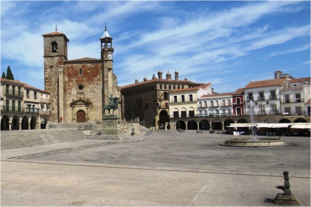 Trujillo Plaza Mayor