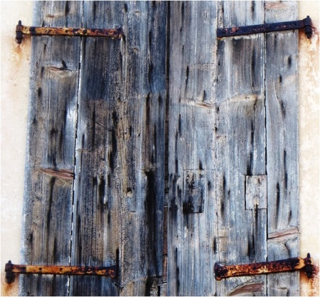 Corfu Door Texture