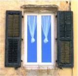 Corfu Texture Window