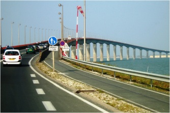 Ile de Re Bridge