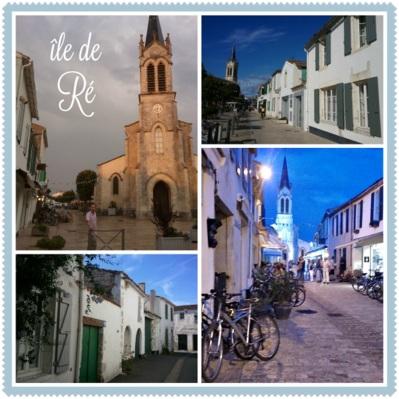 Ile de Re Postcard