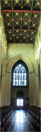 Newark Church Aisle