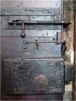 Newark Church Door Lock
