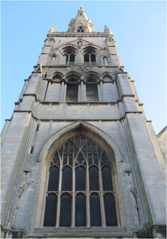 Newark Church Exterior