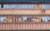 Newark Reflections