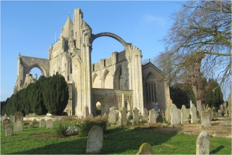 Crowland Abbey 03