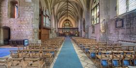 Crowland Abbey Interior