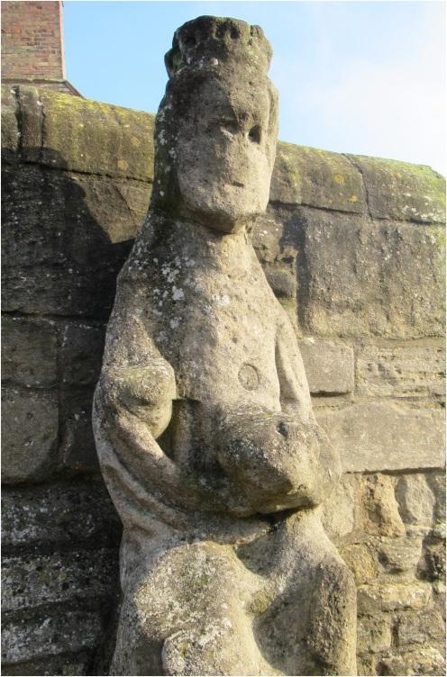 Crowland Bridge Statue