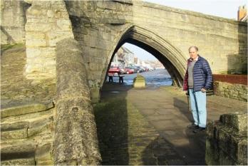 Crowland Bridge