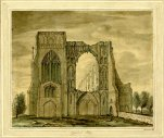Croyland-Abbey-early-18c