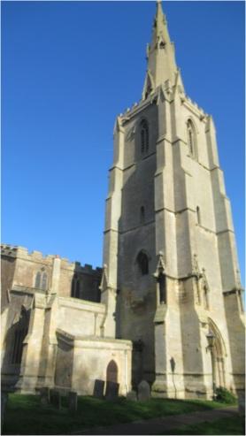 Donington Church