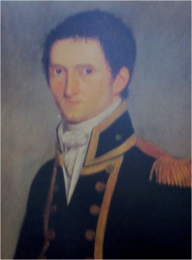 Matthew Flinders Portrait