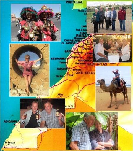Morocco Postcard