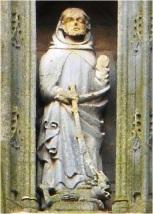 Saint Guthlac