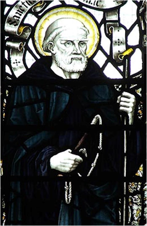 St Guthlac Window