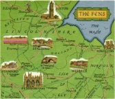 The Fens Map