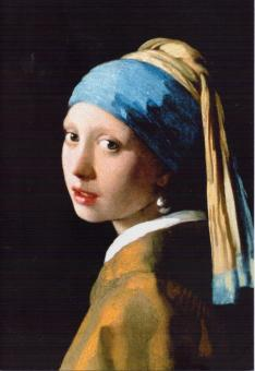Vermeer - Girl with a Pearl Earing