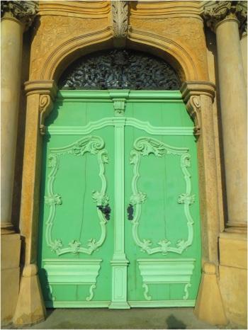 Wroclaw Door 01