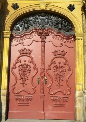 Wroclaw Door 02
