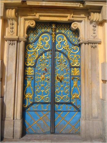 Wroclaw Door 04