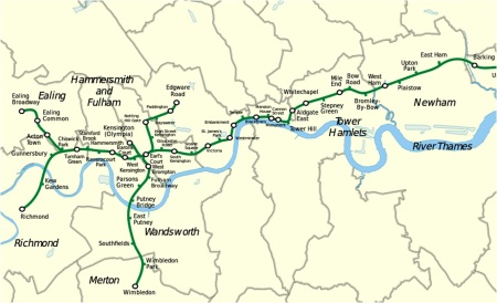 London District Line