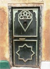 Marrakech Door 05