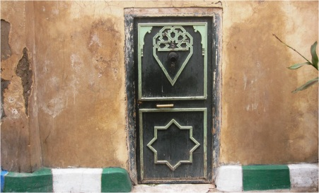 Marrakech Door 06