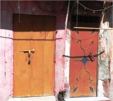 Marrakech Door 10