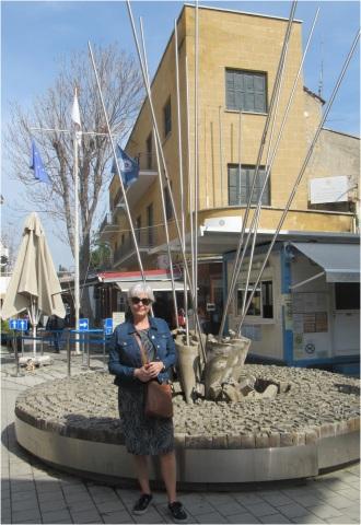 Nicosia border