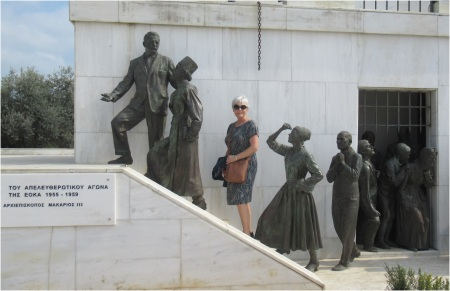 Nicosia Liberty Monument