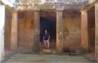Tombs Cyprus Paphos 06