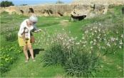 Tombs Cyprus Paphos 07