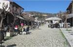Omodos Main Square