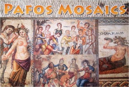 Paphos Mosaics 01
