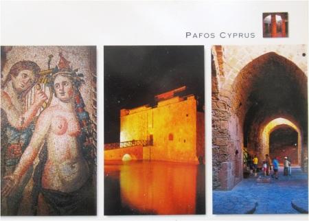 Paphos Postcard