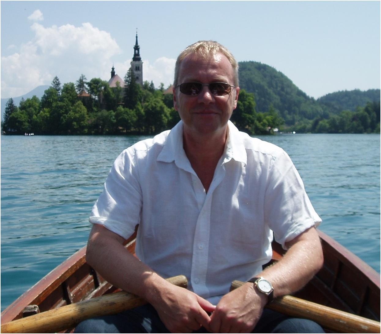 Rowing Lake Bled