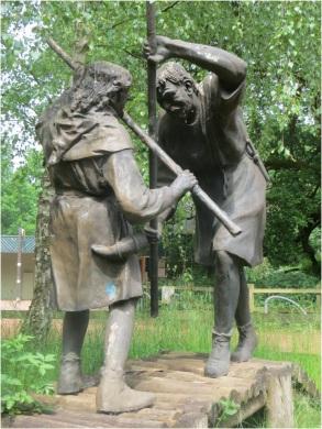 Robin Hood Little John