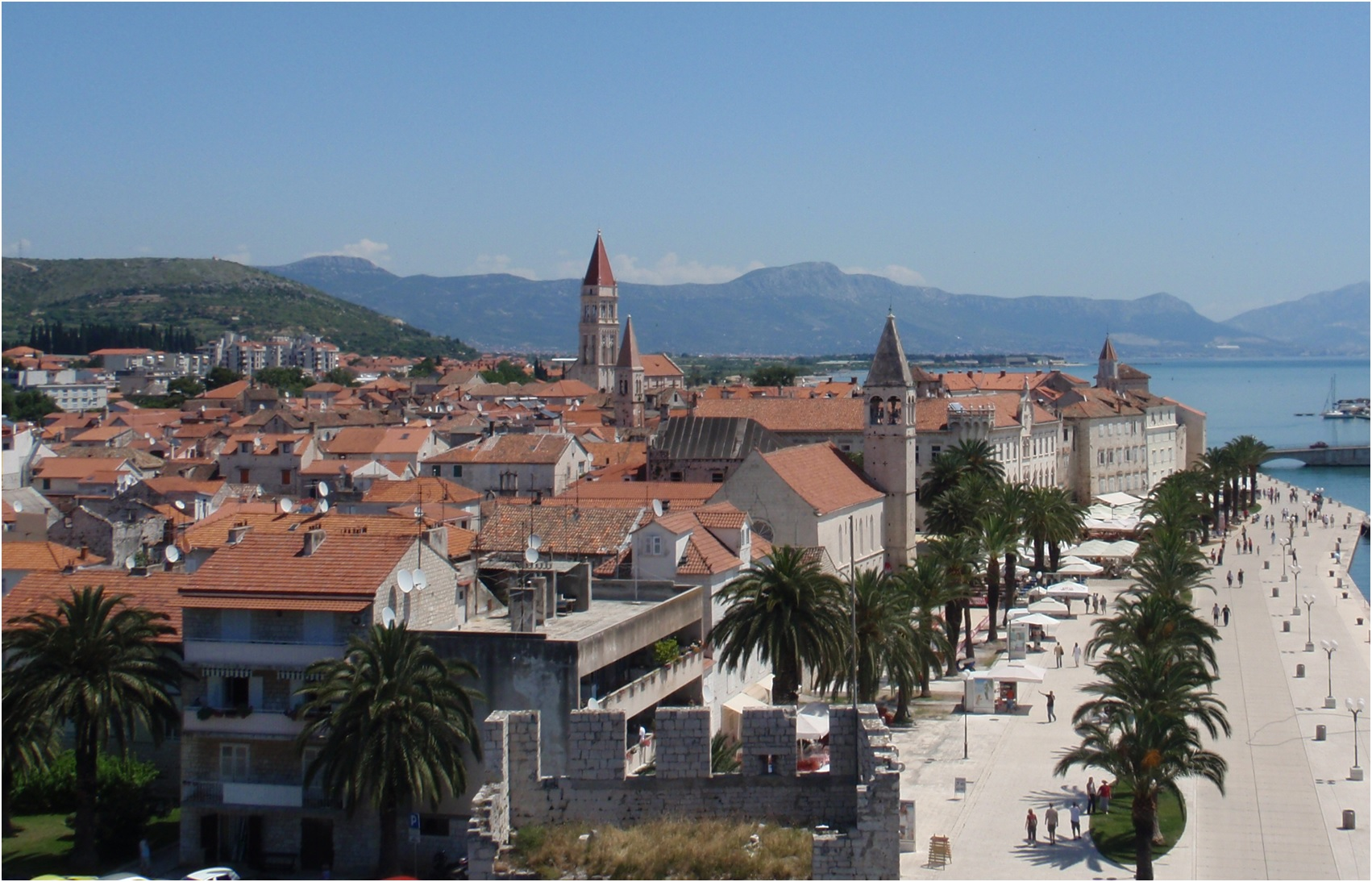 Trogir Waterfront